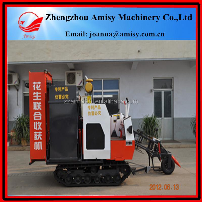 Chinese Manufacturer Peanut Combine Harvesting Machine 0086 ...