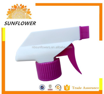 China cleanser plastic bottle spray trigger SF-H7 28/400 28/410