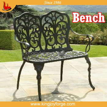 Cast Aluminium 2 Seater Garden Bench,Love Chair   Buy Garden Bench,Park  Bench,Metal Garden Bench Product On Alibaba.com
