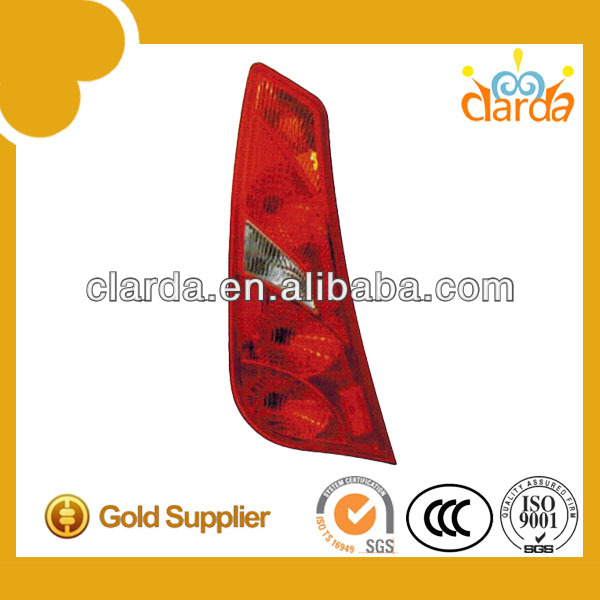 dacia logan led tail lamp