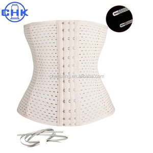Professional fitness slimming product women breathable waist trainer cincher body slim shaper