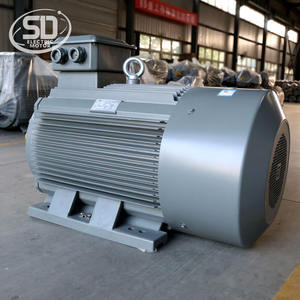 IE2 315M 2 pole 3000rpm 132kw 180hp 240v crane electric motor