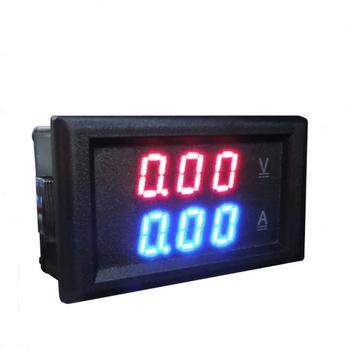 Schema Elettrico Voltmetro Per Auto : Prezzo di fabbrica yb28va doppio display a colori dc 100v 50a