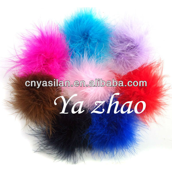 China Feather Ostrich Puff, China Feather Ostrich Puff Manufacturers