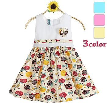 Summer Dresses For Kids Turkey Wholesale Children Clothes Girls ...