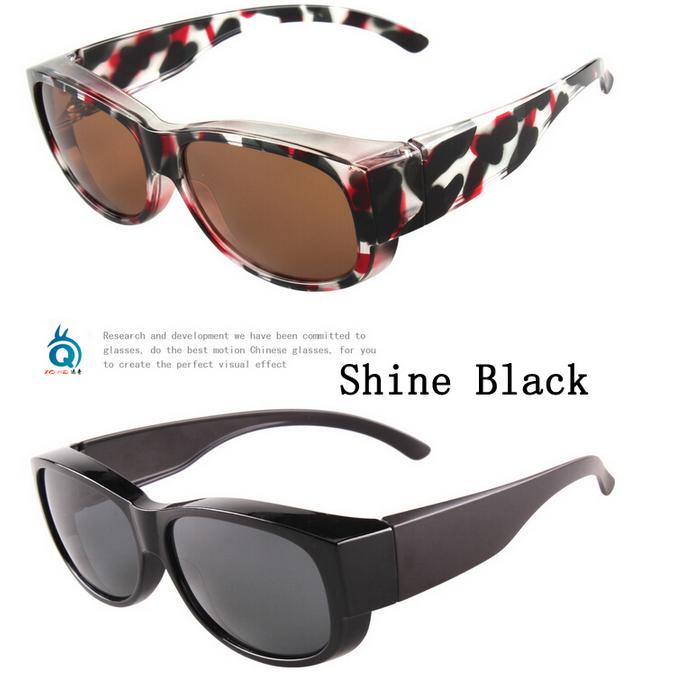 0755c072f2 New fashion HD vision wrap around fits over your prescription sunglasses  polarized