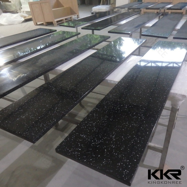 Black Onyx Countertops Solid Surface Polished Countertop Product On Alibaba