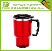 High Quality Custom Printed Coffee Thermos Travel Mugs/Car Mugs