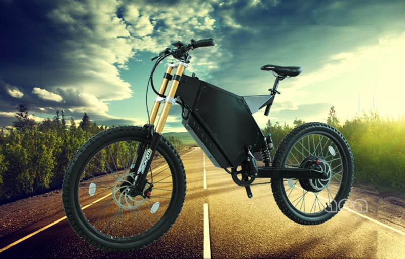 Enduro Stealth Bomber Electric Bike 3000w Off Road E Bicycle Ebike