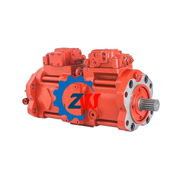 R305-7 excavator gear pump hydraulic pump K5V140DTP-9C12-17T