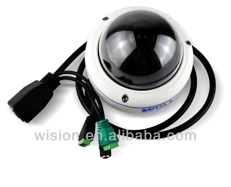 360 degree panorama camera system HD full view system 4 cameras IP69 CE/ROHS certification