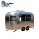 JX-BT380 Stainless Steel Food Car/Mobile Kitchen/Coffee Kiosk/Ice Cream Cart For Sale