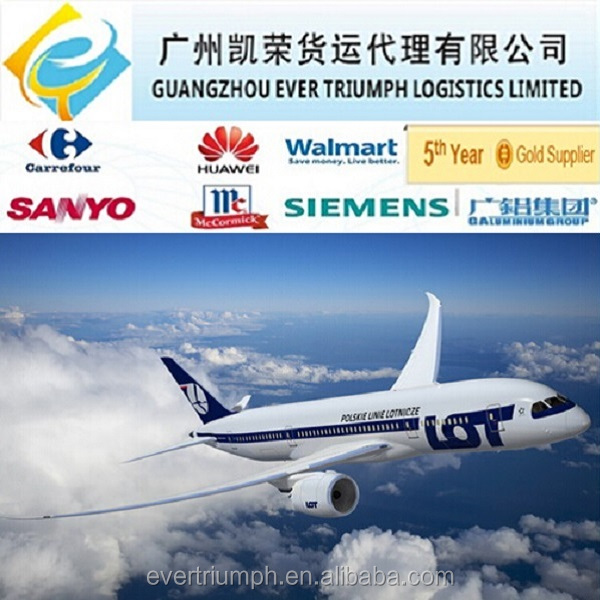 Best China Air Freight Forwarding To Mexico