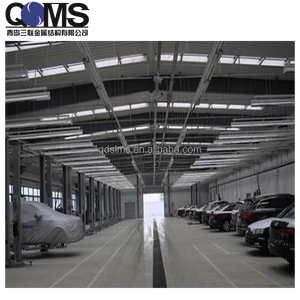 Alibaba china market light type prefabricated steel structure material used warehouses building