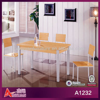 Modern Design Hight Quality Melamine Hotel Table And