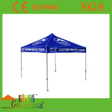 China high quality outdoor pop up sunshade camping family tent 10*10