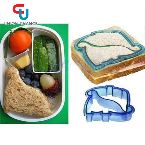 Custom Animal Shape Plastic Sandwich Cutter Bread Cutter