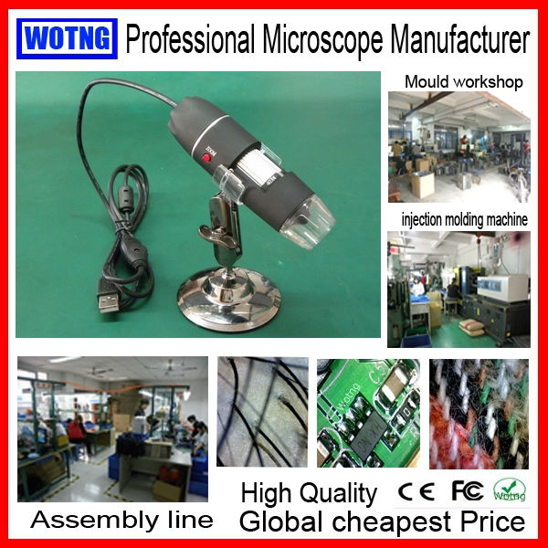 Usb Microscope Coolingtech Drive Of Digital Microscope U1000x