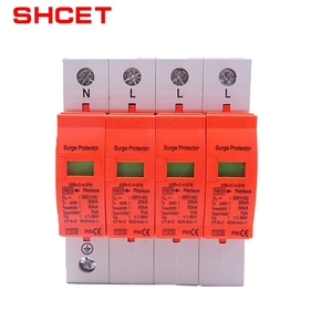 Hot Sale High Quality AC Surge Protective Device SPD Manufacturer