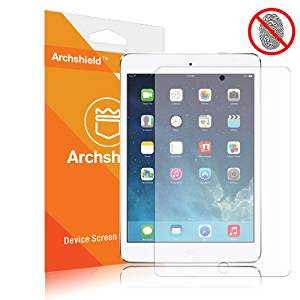 Archshield - Apple iPad Air / iPad Air 2 Premium Anti-Glare & Anti-Fingerprint (Matte) Screen Protector 2-Pack - Retail Packaging (Lifetime Warranty)