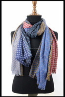 custom women accessories scarf printing
