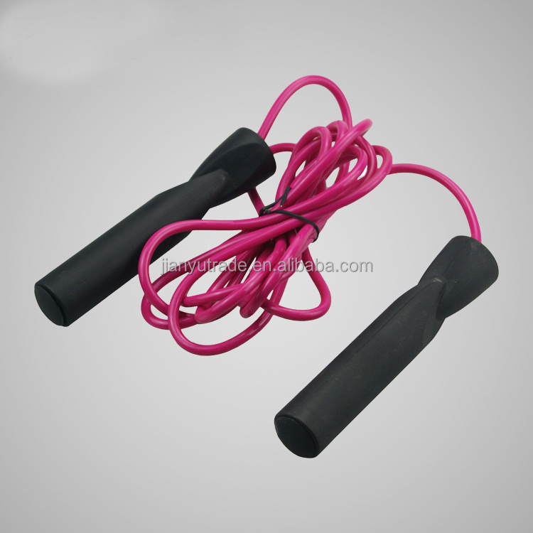 hot sell cheap jumprope plastic jump rope