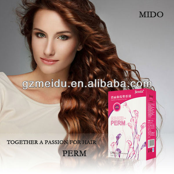 MIDO cold wave curl hair perm lotion