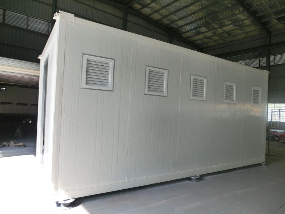 factory direct toilet container houses for sale