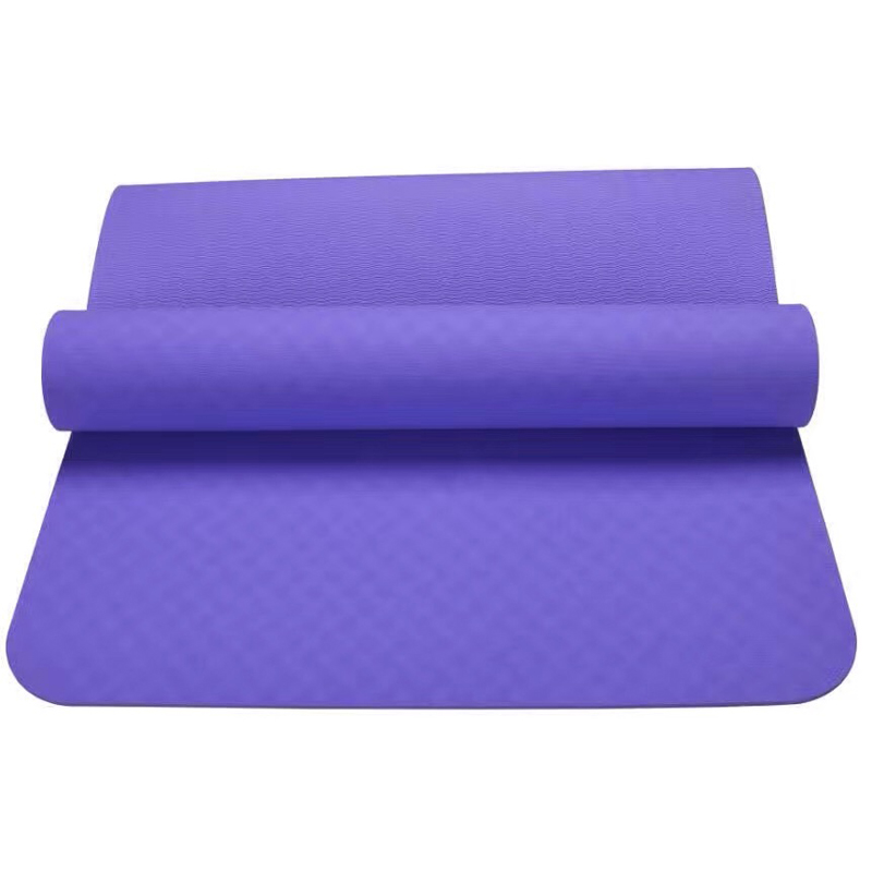 Professional eco friendly yoga mat tpe outdoor yogamat