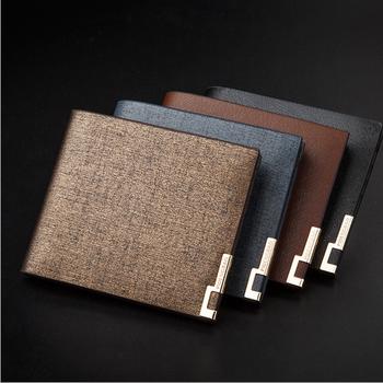 Men pu leather business card holder pocket super thin money clip men pu leather business card holder pocket super thin money clip wallet colourmoves