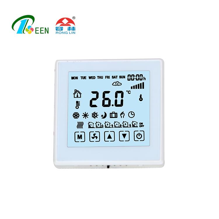 Tuya Wifi Smart Thermostat - Buy Smart Thermostat,Wall Mount  Thermostat,Tuya Thermostat Product on Alibaba com