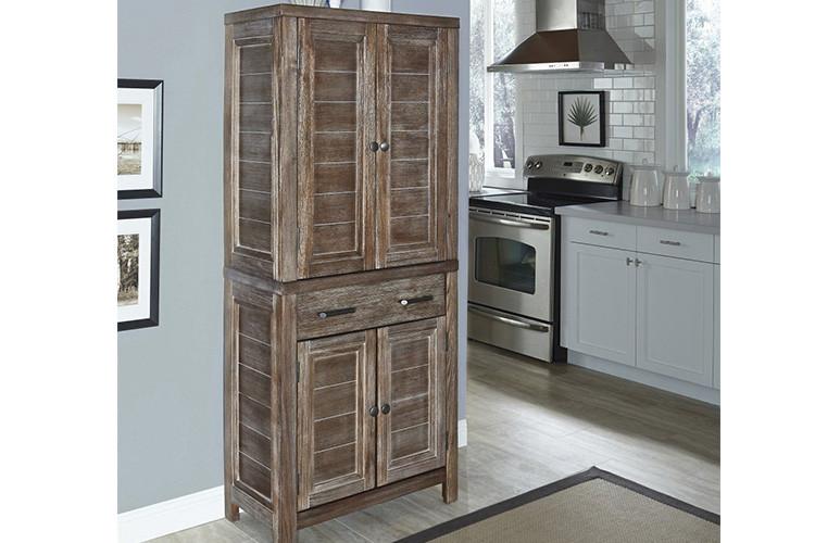 Credenza Da Cucina In Legno : Credenza in legno mobili da cucina dispensa armadi a prezzo di