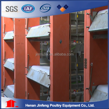 big poultry farm equipment for laying hens / layer chicken cage for philippines