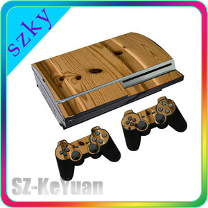 High Quality Skin for Console Vinyl Protective Skin Sticker for PS3 Fat