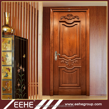 Interior Door Solid Wooden Room Door In Dhaka Bangladesh View Interior Wooden Door Ehe Product Details From Guangdong Ehe Doors And Windows