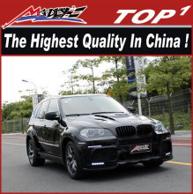 Body kits for BMW 2009-2014 X5 HMY style for bmw x5 body kit