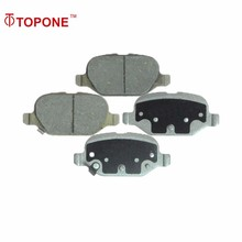 Remmen Voor <span class=keywords><strong>FIAT</strong></span> Brake Pad ISO Schijfrem Pad 77366388 25412 GDB1950 0727.32