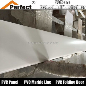 waterproof pvc ceiling board/house ceiling design/pvc wall panel
