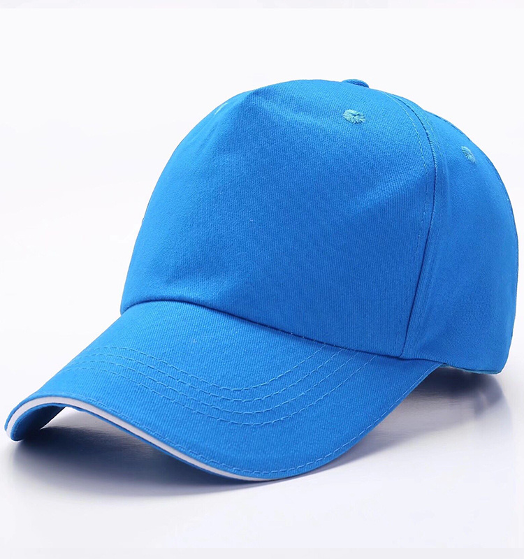 Wholesale Cotton Caps Personality Plain Baseball Caps