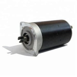 dc electric motor high torque 24V/12V for cherry picker hydraulic lifter