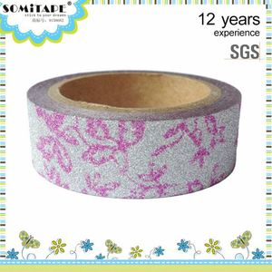 Tearable Flash Tape Decorating And Labeling