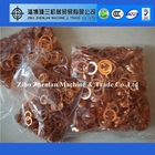 Thin Copper/Brass Washers, Injector Copper Washers