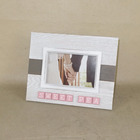Photo Customized Wedding 6X4 MDF Photo Frame