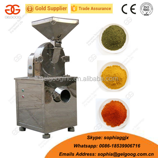 Whole Stainless Steel Egg Shell Powder Grinding/Milling Machine Prices