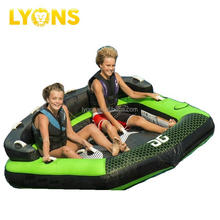 New Design 2 Person Inner Tube Boat Towable Inflatable Flying Ski Tube