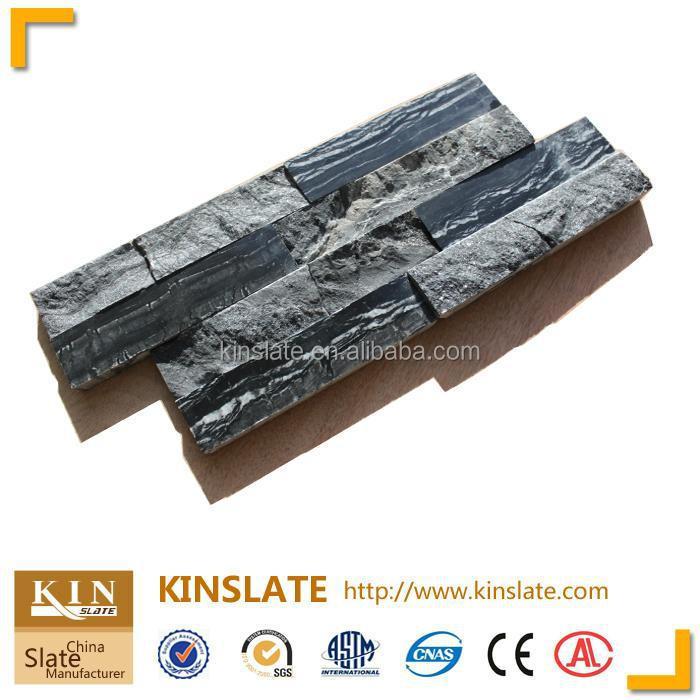 Instructions d'installation de pierre naturelle coulée