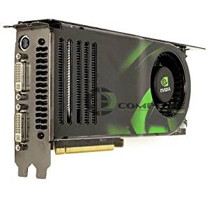 Nvidia GeForce 8800GTX 768MB  GDDR3 Dual DVI PCI-E X16 Graphics Card