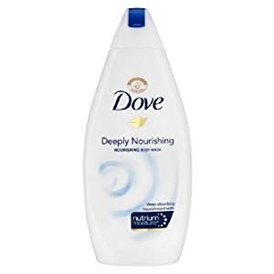 Dove Deeply Nourishing Body Wash 500Ml by Dove