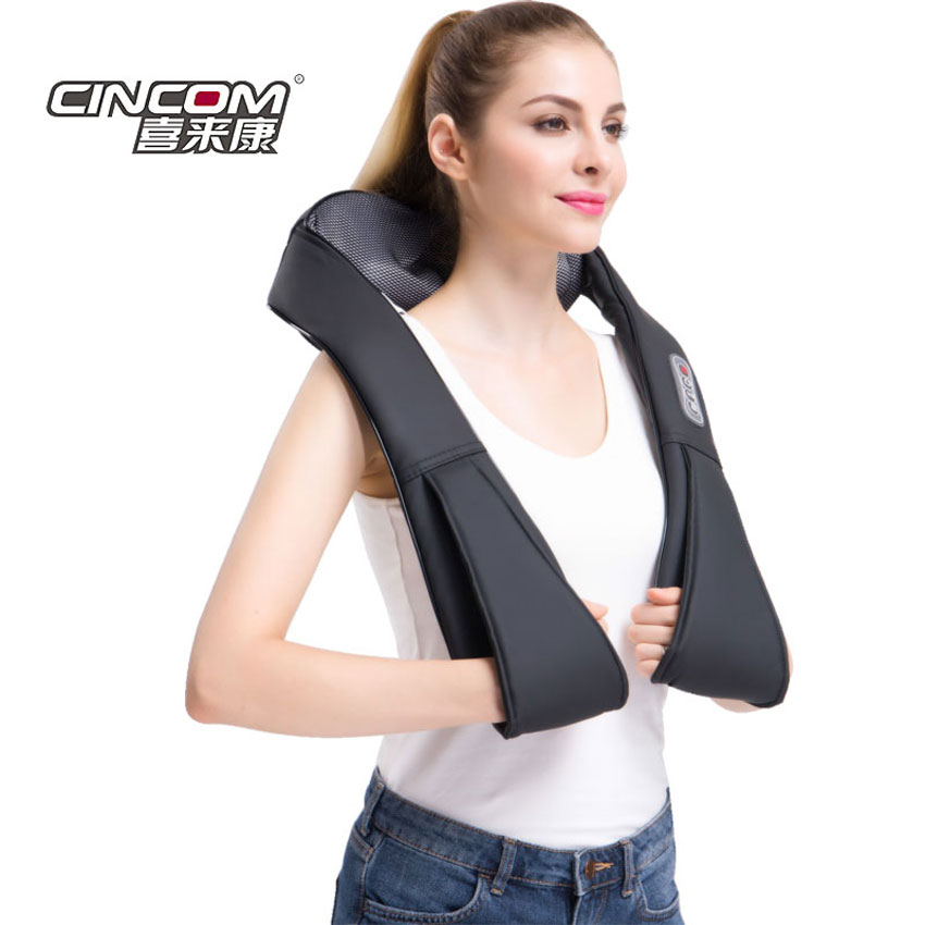 Wholesale Massage Shawl Neck And <strong>Shoulder</strong> Massager With Heating Function On Sale