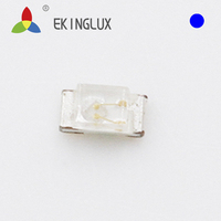 led chip manufacturers CE ROHS Certified epistar smd led 0402 blue chip led